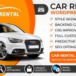 WP Car Rental Theme Image